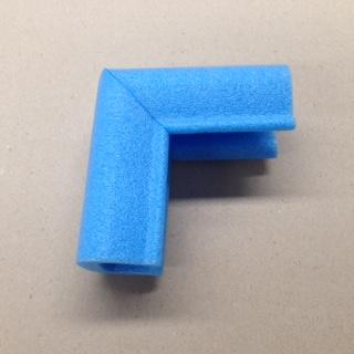 Protective foam corner pieces - quantity 4